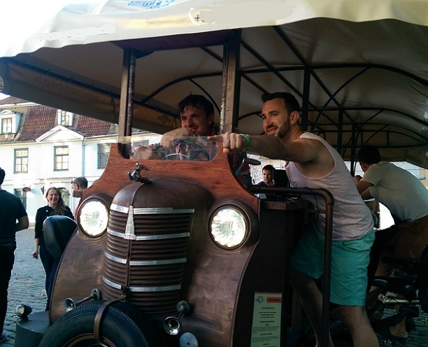 Riga Beer Bike